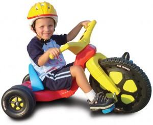 Big Wheels Toys