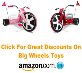 Big Wheels Toys