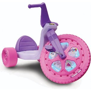 Princess Big Wheel